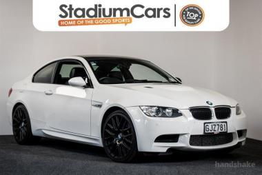 2012 BMW M3 COUPE NZ NEW