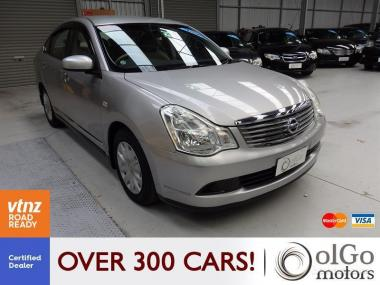 2006 Nissan Bluebird Sylphy 20M Low KMs *new shape