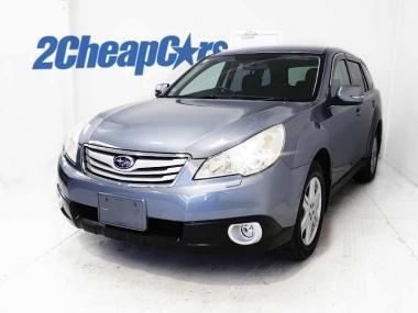 2009 Subaru LEGACY NEW SHAPE