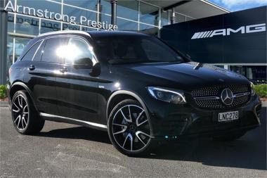 2018 MercedesBenz GLC 43 AMG SUV
