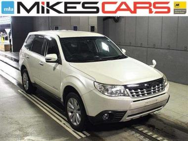 2011 Subaru Forester 2.0 XS 4WD 5 Speed