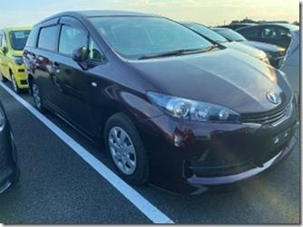 2010 Toyota Wish 1.8X HID SELECTION