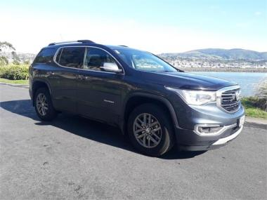 2019 Holden Acadia Ltz 3.6P/4Wd/9At