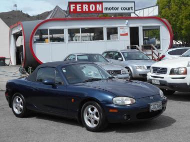 1998 Mazda MX5 Roadster