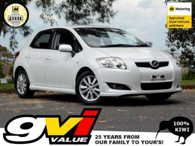 2008 Toyota Auris / Corolla * 1800cc / Alloys * No