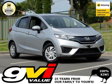 2013 Honda Fit / Jazz 13G * New Shape * No Deposit