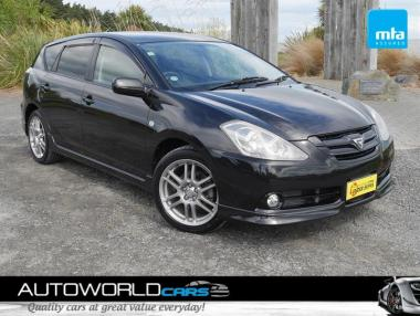 2005 TOYOTA CALDINA ZS Sports wagon