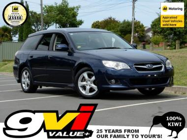 2007 Subaru Legacy Wagon B-Sport * Facelift * No D