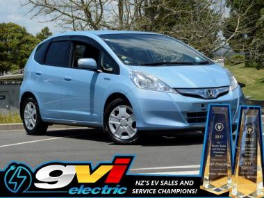 2013 Honda Fit Hybrid * Petrol / Electric * No Dep