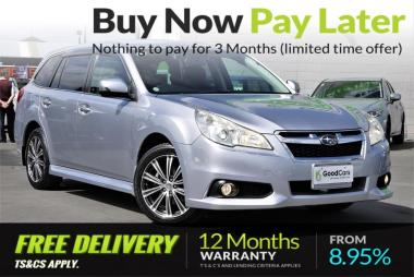 2012 Subaru Legacy 2.5i Eyesight Facelift CAMCHAIN