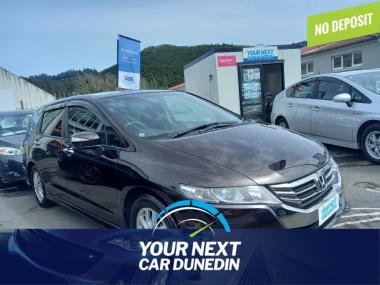 2011 Honda Odyssey Aero No Deposit Finance