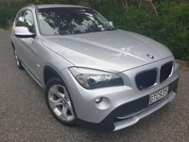 2010 BMW X1 20D