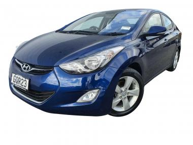 2012 Hyundai Elantra 1.8L Petrol
