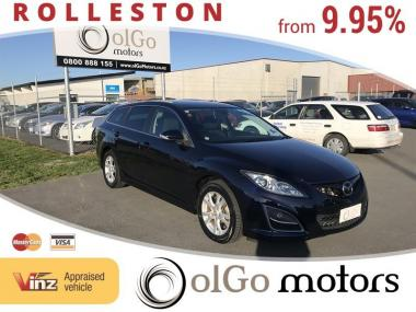 2010 Mazda Atenza 6 20S *LOW KMs* Cruise Cntrl