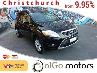 2010 Ford KUGA 2.5 4WD *Low KMs* Cruise Cntrl