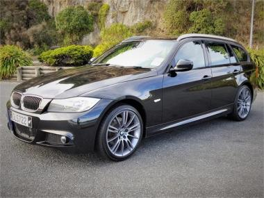 2012 BMW 320d Touring ES Edition Sport