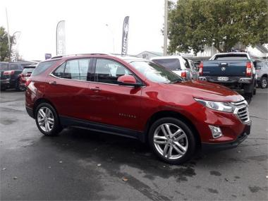 2018 Holden Equinox LTZ 2.0L Turbo Auto