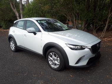 2021 Mazda CX-3 CX-3 2.0 FWD PETROL GLX 6AT