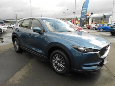 2018 Mazda CX-5 GLX 2.0 petrol 6 speed auto