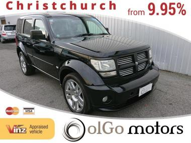 2007 Dodge NITRO 3.7 R/T Cruise Cntrl Low KMs
