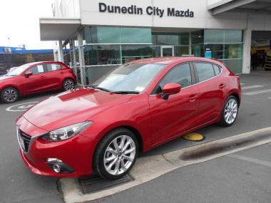 2015 Mazda Mazda3 SP25 2.5P/6AT/HA/5DR