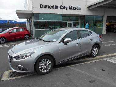 2014 Mazda 3 GSX 2.0 Auto Sedan