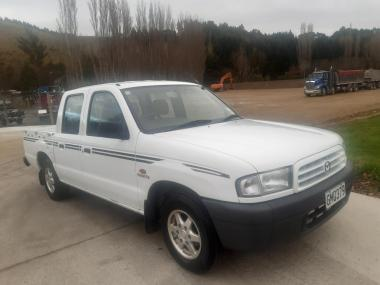 1999 Mazda Bounty 2WD Double Cab Manual