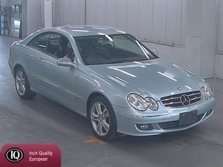 2007 MercedesBenz CLK200 AG