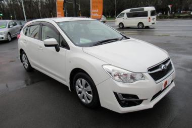 2014 SUBARU IMPREZA 1.6I 2WD