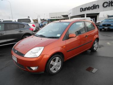 2004 Ford FIESTA ZETEC 3dr 1.6 Man