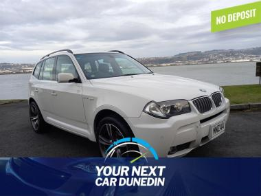 2007 BMW X3 M Sport 2.5SI No Deposit Finance