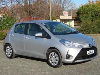 2018 Toyota Yaris GX