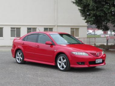 2003 Mazda Atenza Sport
