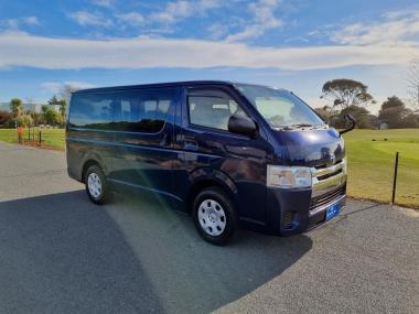 2018 Toyota Hiace 5 Door GL