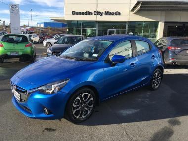 2015 Mazda 2 LTD 1.5 petrol automatic