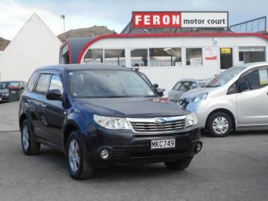 2010 Subaru Forester 20XS 4WD