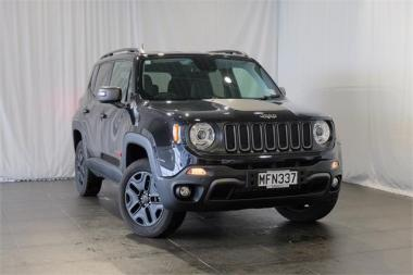 2019 Jeep Renegade TRAILHAWK 2.4L 4WD