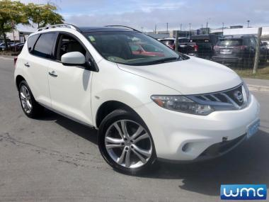 2011 Nissan MURANO 350XV 4WD Facelift 'Leather Pac