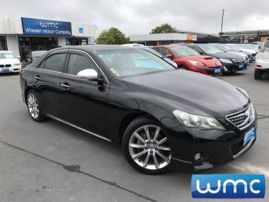 2009 Toyota Mark-X 250G Relax Edition