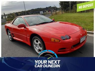 1996 Mitsubishi GTO 5 Speed Manual * only 92648 Km
