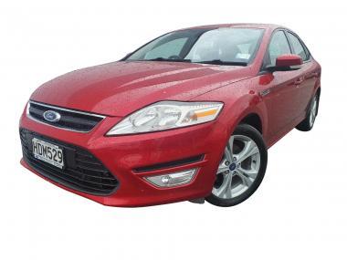 2013 Ford Mondeo ZETEC
