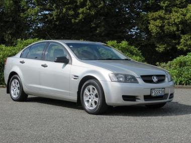 2007 Holden Commodore Omega