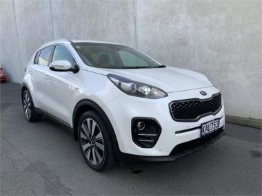 2016 Kia Sportage 2.0 Diesel All Wheel Drive Limit