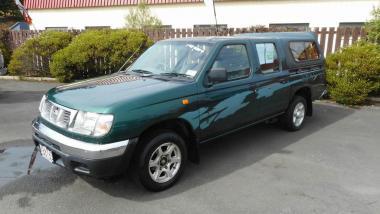 1998 Nissan Navara 2WD D/C Vent. 2.7D D/C VENT.