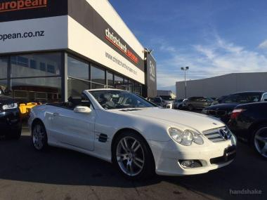 2008 MercedesBenz SL 350 Facelift Convertible