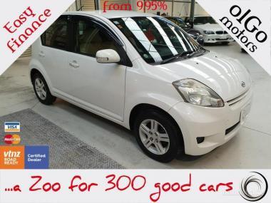2007 Daihatsu Boon Sirion 1.3 *Very Low KMs*