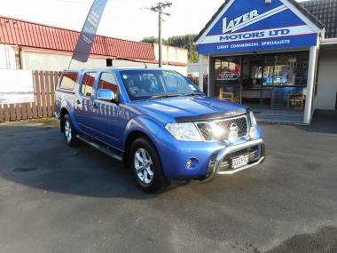 2012 Nissan Navara D/C 2.5D 2WD ST-X MT D/C ST-X