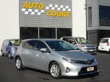 2012 Toyota Auris 180S