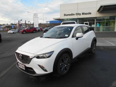 2015 Mazda CX-3 GSX 2.0 Auto Hatch SUV