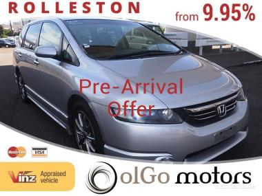 2005 Honda Odyssey 2.4 Absolute *Low KMs* 7seats